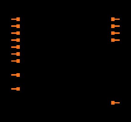 MAX5943DEEE+ Symbol