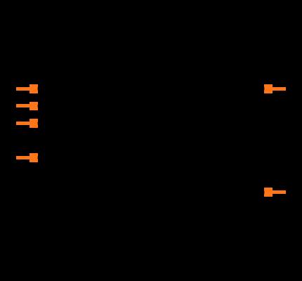 MAX6225BESA+ Symbol