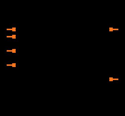 MAX6241BCSA+ Symbol