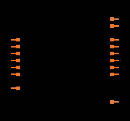 MAX691CPE+ Symbol