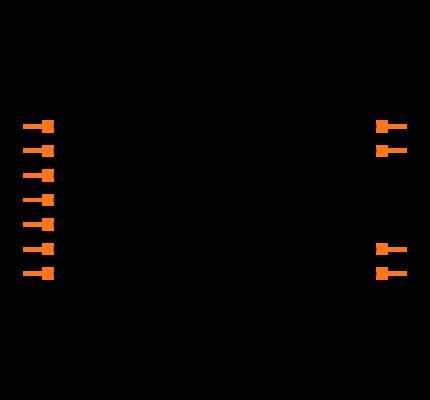MAX8815AETB+T Symbol
