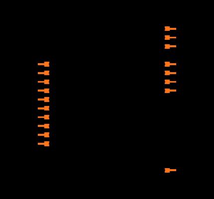 MAX9601EUP+ Symbol