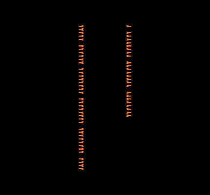AT90USB1287-AUR Symbol