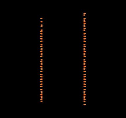 ATMEGA2560V-8AU Symbol