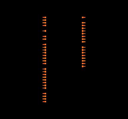 ATMEGA32-16AU Symbol