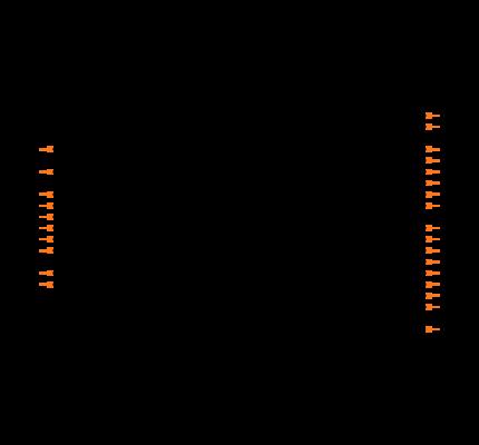 ATMEGA328-PU Symbol