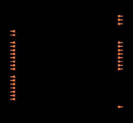 ATMEGA328P-AUR Symbol