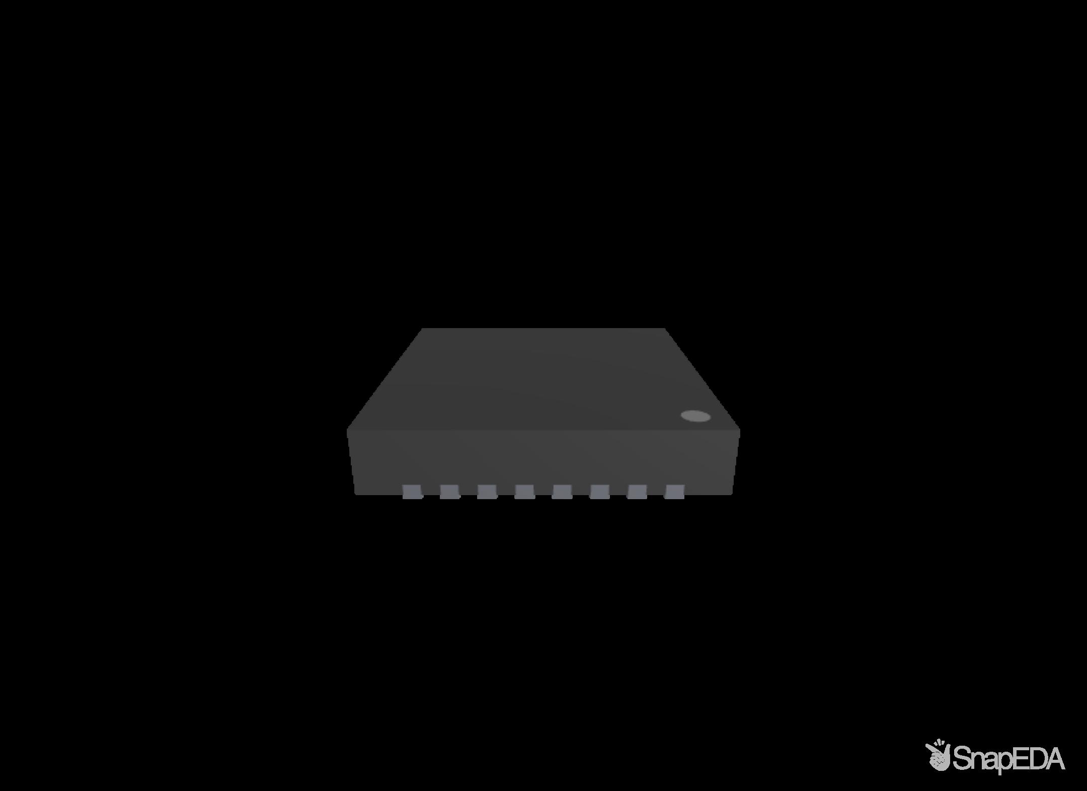 ATMEGA328P-MU 3D Model