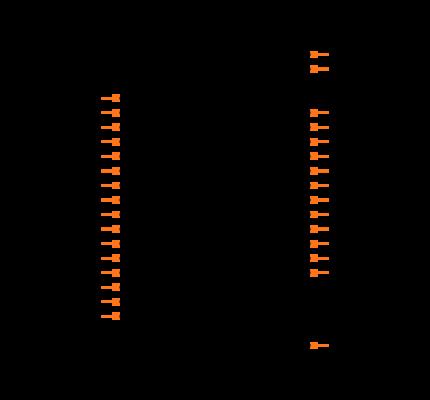 ATMEGA328PB-AUR Symbol