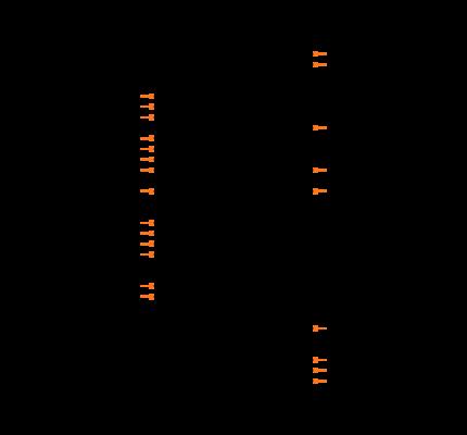 ATWINC1500-MR210PA footprint & symbol by Microchip | SnapEDA