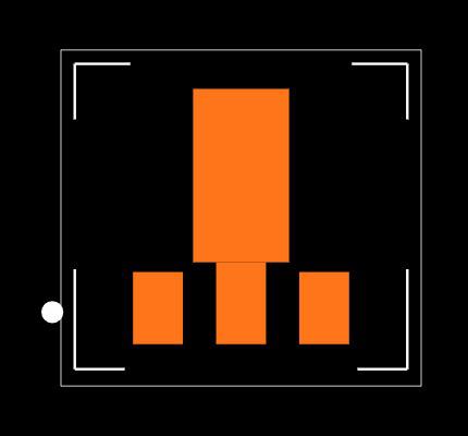 MCP1702T-4002E/MB Footprint