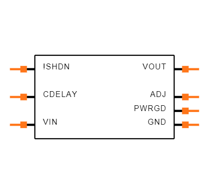 MCP1727T-ADJE/MF Symbol