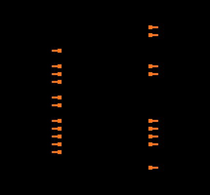 MCP2210-I/SO Symbol