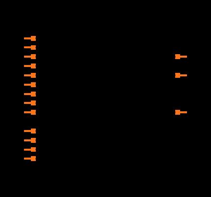 MCP3008T-I/SL Symbol