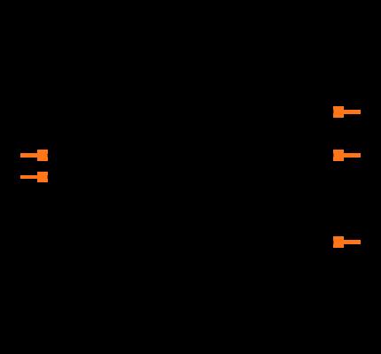MCP6001T-E/OT Symbol