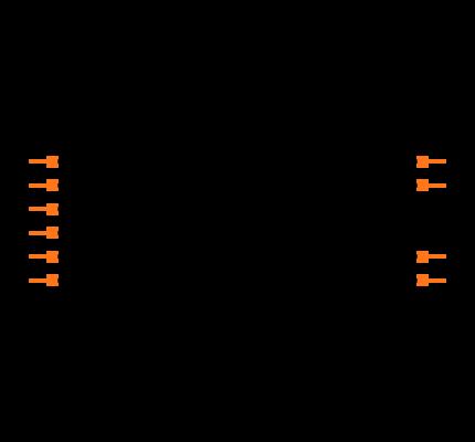 MCP73833-BZI/UN Symbol