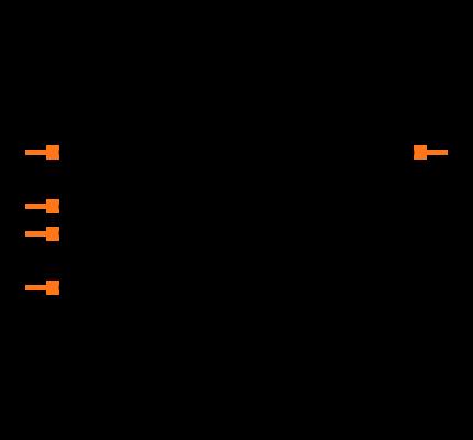 MIC5205-3.3YM5-TR Symbol