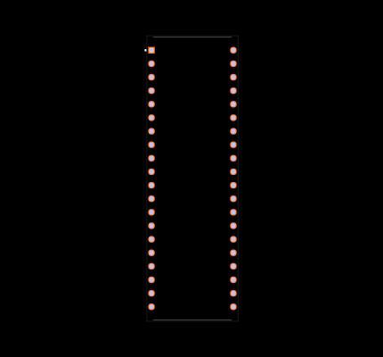 MM5450YN Footprint