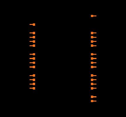 PIC18F25K42-E/SO Symbol