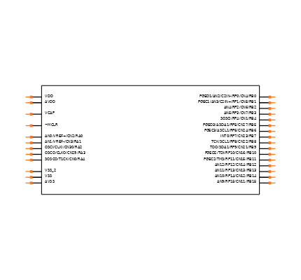 PIC24HJ32GP202-E/SS Symbol