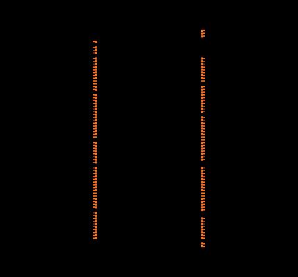 PIC32MZ2048EFG144-I/PH Symbol