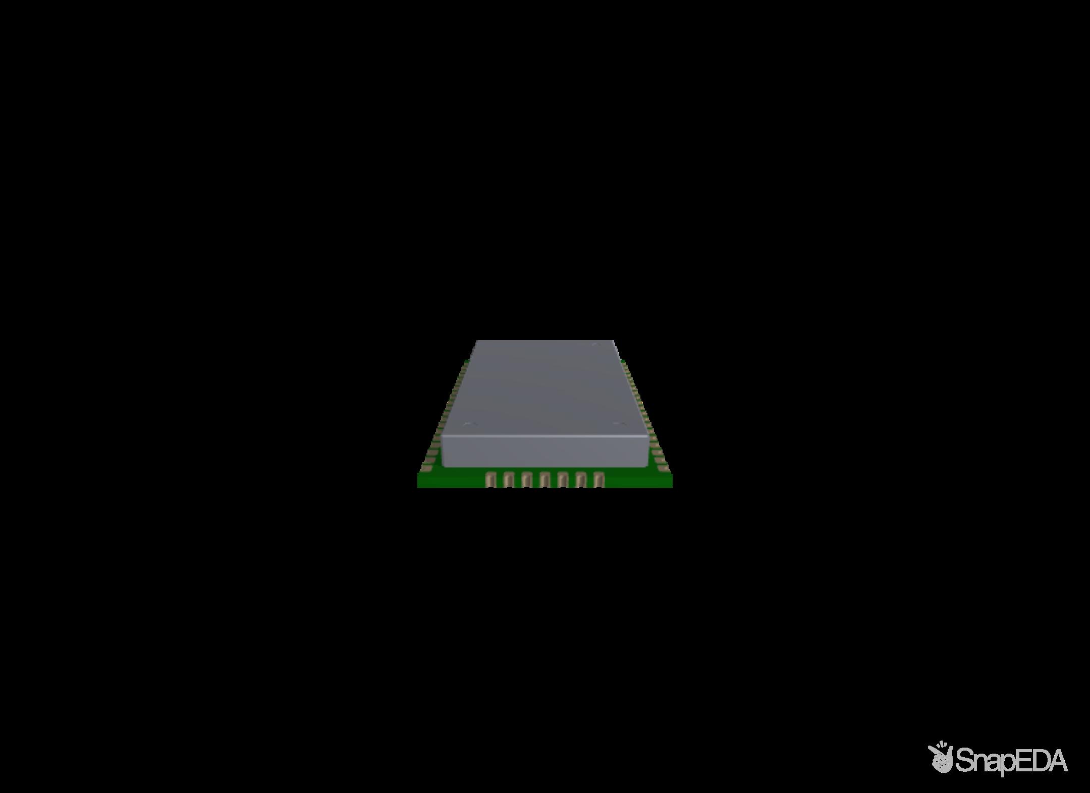 RN2483-I/RM095 3D Model