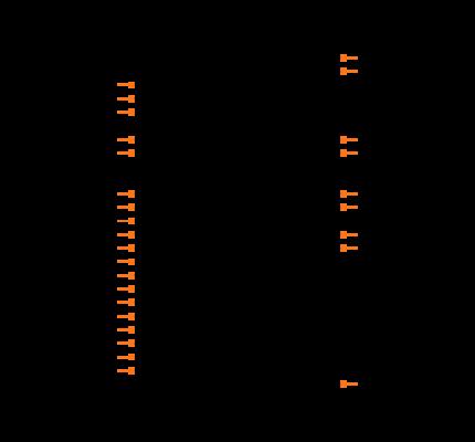 RN2483-I/RM095 Symbol
