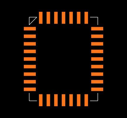 SST39VF040-70-4I-NHE-T Footprint