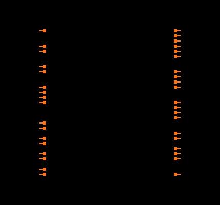 USB2514BI-AEZG-TR Symbol