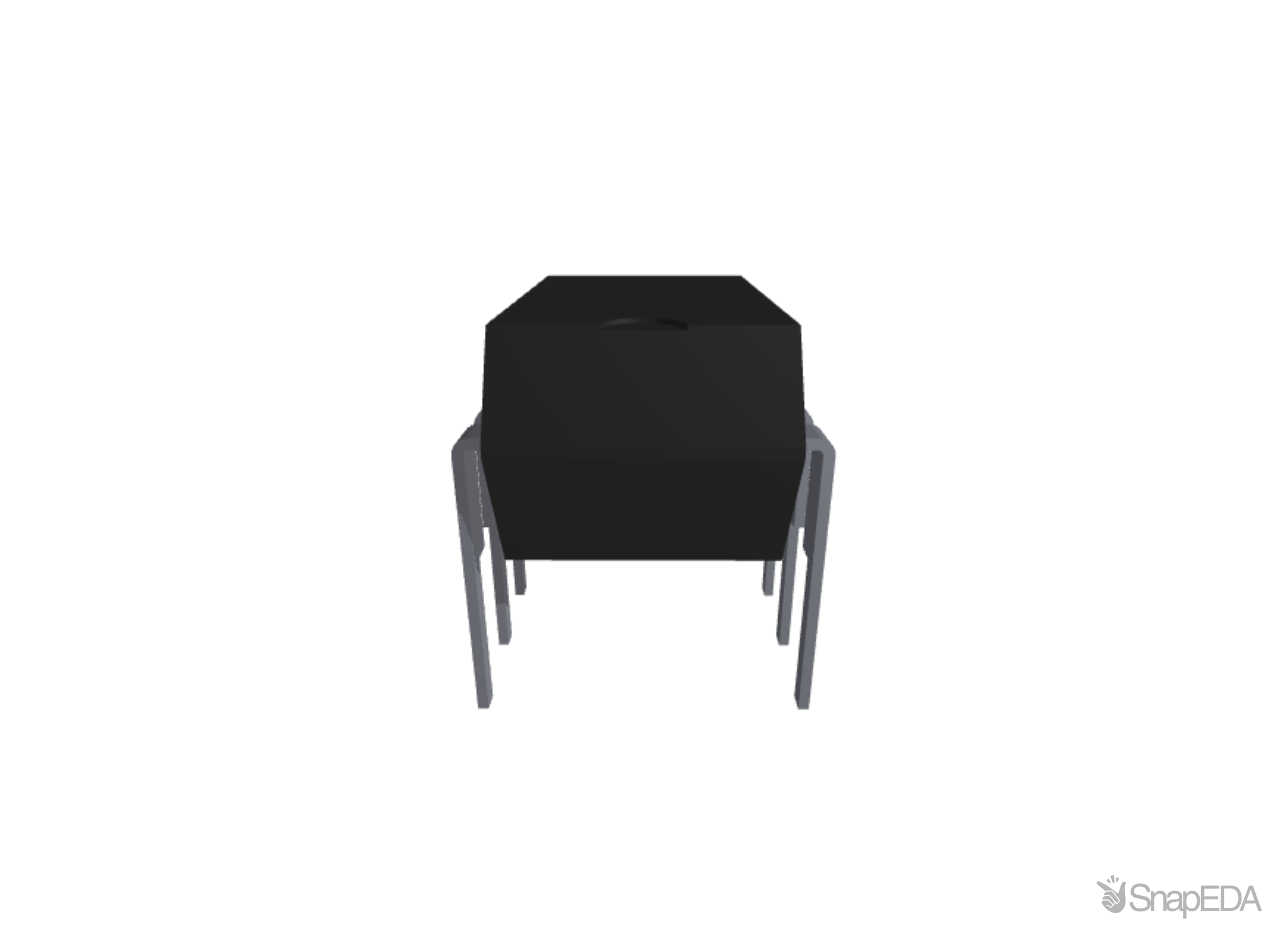 24LC16B/P 3D Model
