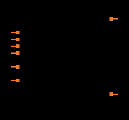 24LC65-I/P Symbol