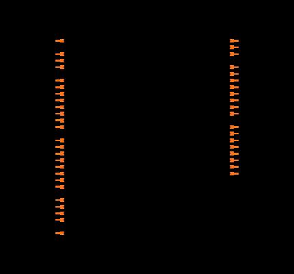 AT89C51ED2-RLTUM Symbol