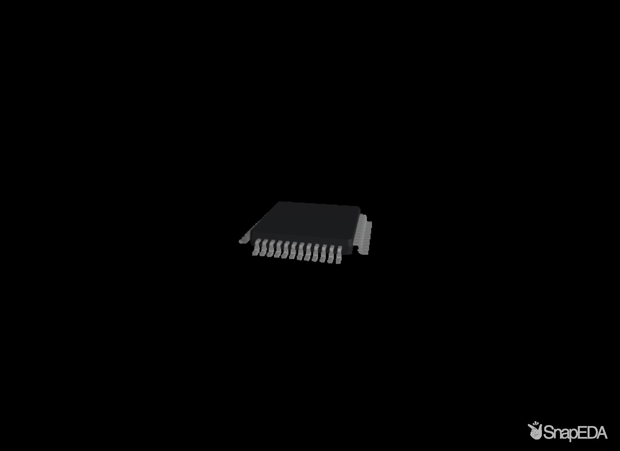 ATM90E32AS-AU-Y 3D Model
