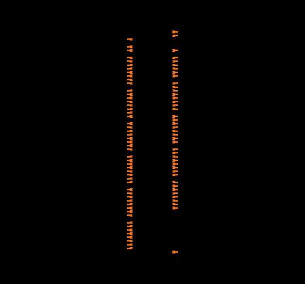 ATMEGA2560-16AUR Symbol