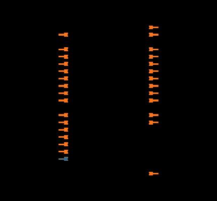 ATMEGA328P-AU Symbol
