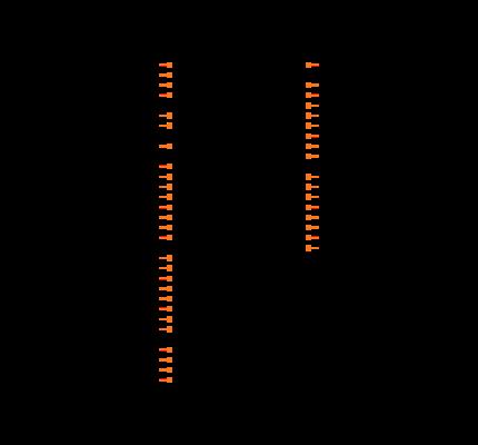 ATMEGA32A-AUR Symbol