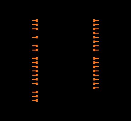 ATMEGA8-16AUR Symbol