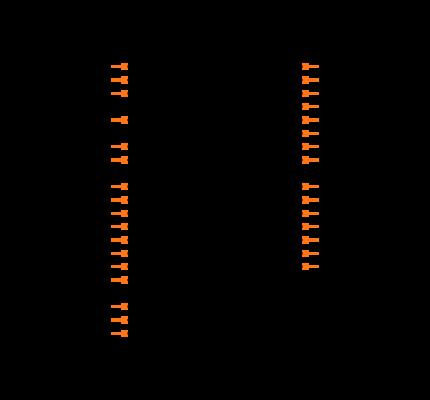ATMEGA88PA-AUR Symbol