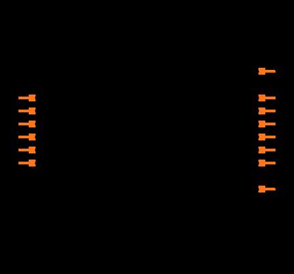 ATTINY1614-SSNR Symbol