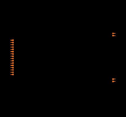 ATTINY861A-PU Symbol