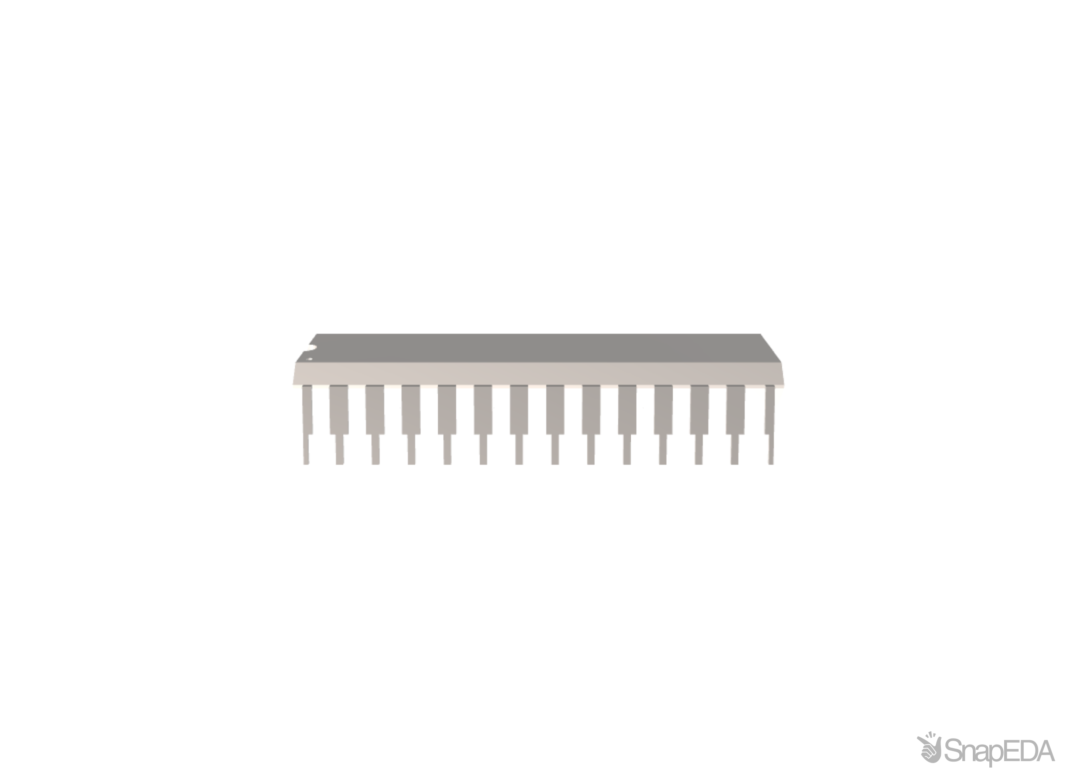 DSPIC30F3010-20E/SP 3D Model