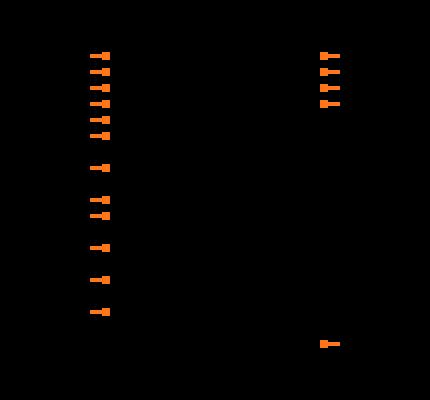 MCP73871-2AAI/ML Symbol