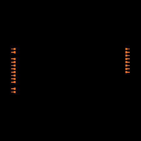 PIC16F819-I/SSTSL Symbol