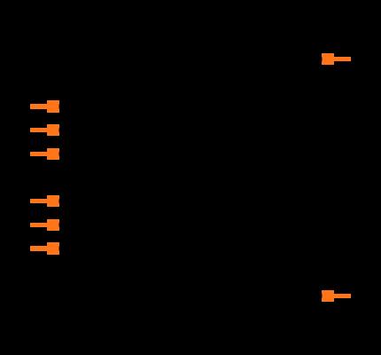SST25VF016B-50-4C-S2AF-T Symbol