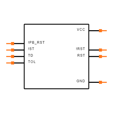 TC1232EOA Symbol
