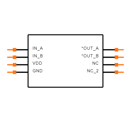 TC4427ACOA Symbol