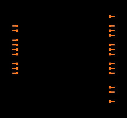 USB2412-DZK Symbol