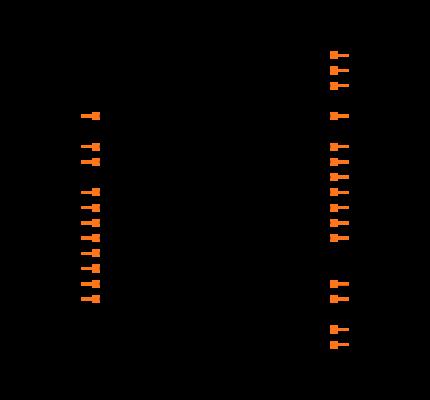 MTFC64GAPALBH-IT Symbol