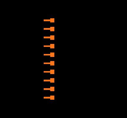 0436501015 Symbol