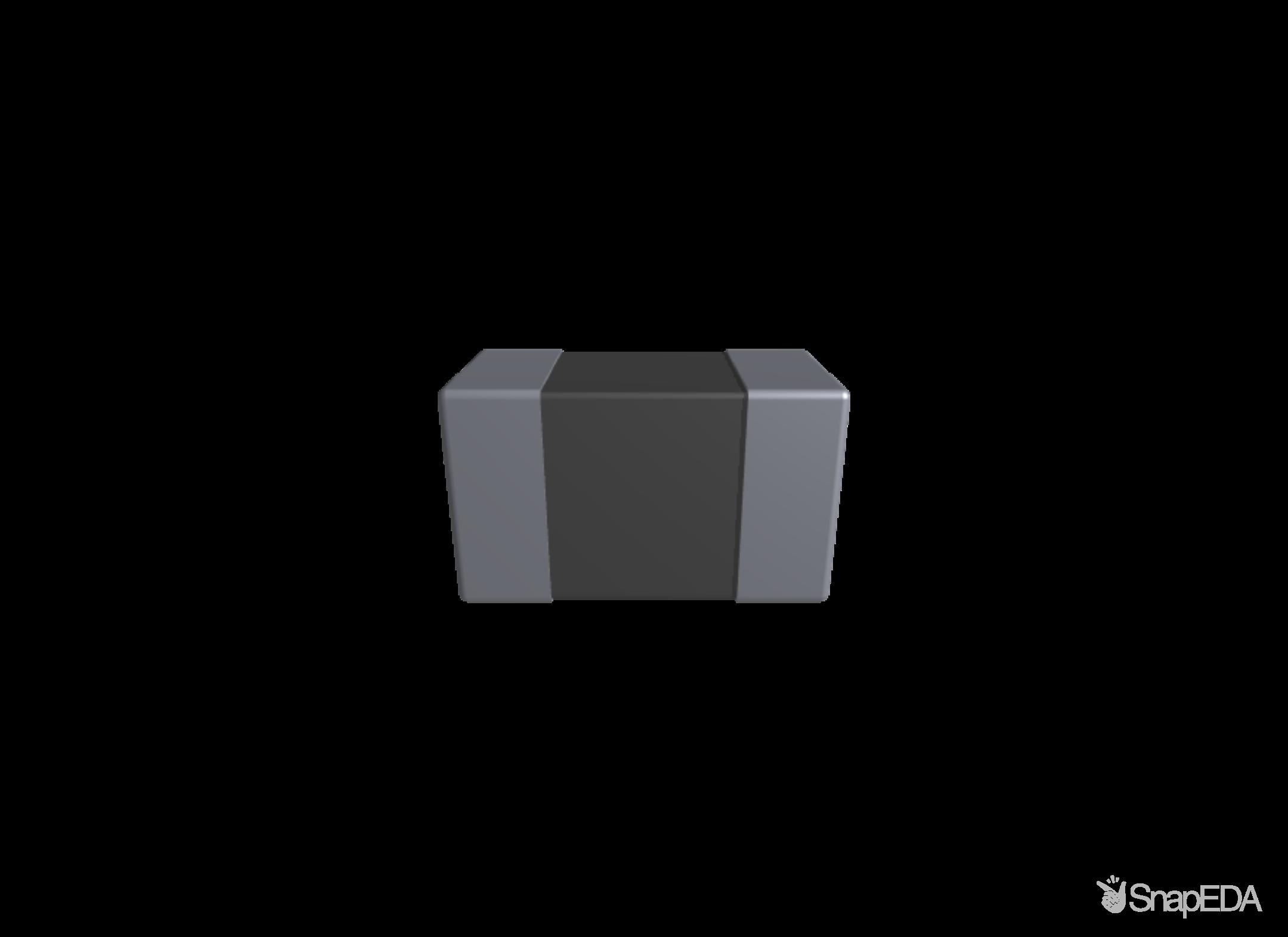 BLM18AG102SN1D 3D Model